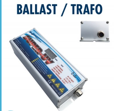 Air-Aqua Super UVC Vorschaltgerät UV 40 -105 Watt
