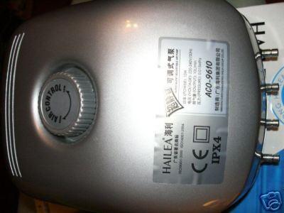 Sauerstoffpumpe Heilea Aco 9610