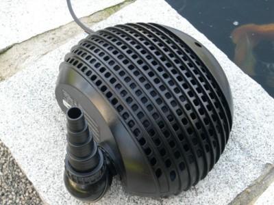 Jebao /Aquaforte Elektronik Teichpumpe mit Brushlessmotor 5000 l/h