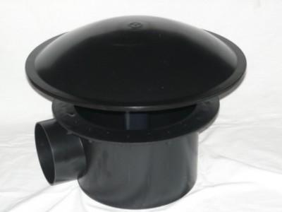 Bodenablauf 110 mm schweres Modell Teichbau Koi Teich