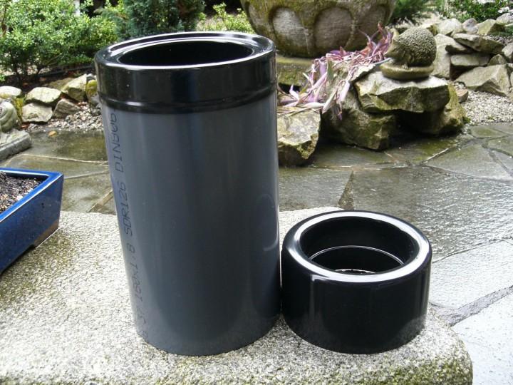Rohrskimmer aquaristikshop koi kichi pumpen filter for Gartenteich skimmer