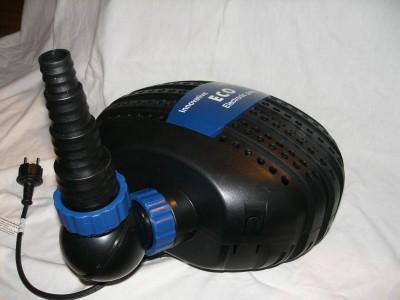 Jebao / Happet SUPERECO Elektronik Teichpumpe mit Brushlessmotor 8000 l/h