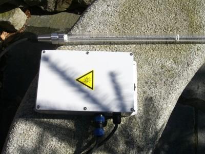Amalgam Tauch UVC 48 Watt aus dt. Fertigung