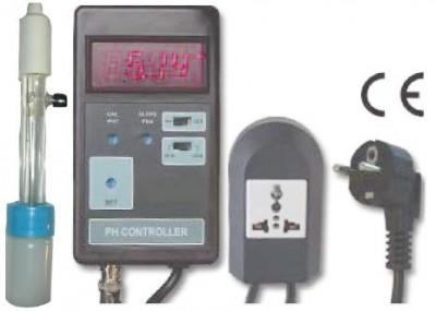 PH Controller CO2 PH Messgerät Glaselektrode nachfüllbar