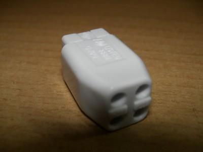 Anschlussstecker Kunststoff Rota für Tauch Strahler Tauchstrahler Tauch UVC