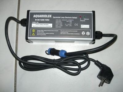 Amalgam Tauch UVC 42-105 Watt Rota